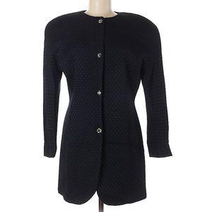 Linda Allen Ellen Tracy dinner jacket